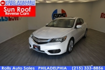 2018 Acura ILX Base 4dr Sedan