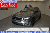 2017 Mercedes-Benz GLA GLA 250 4MATIC AWD 4dr SUV