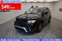 2016 Dodge Journey Crossroad Plus AWD 4dr SUV