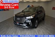 2017 Hyundai Santa Fe Limited AWD 4dr SUV