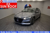 2018 Honda Accord EX 4dr Sedan
