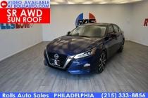 2019 Nissan Altima 2.5 SR AWD 4dr Sedan