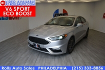 2017 Ford Fusion V6 Sport AWD 4dr Sedan