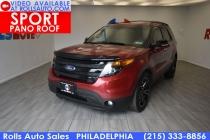 2014 Ford Explorer Sport AWD 4dr SUV