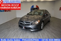 2016 Mercedes-Benz CLA CLA 250 4MATIC AWD 4dr Sedan
