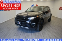 2015 Land Rover Discovery Sport HSE AWD 4dr SUV