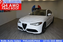 2017 Alfa Romeo Giulia Base AWD 4dr Sedan