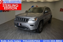 2018 Jeep Grand Cherokee Sterling Edition 4x4 4dr SUV