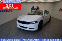 2018 Dodge Charger SXT Plus 4dr Sedan w/Leather