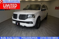 2016 Lincoln Navigator L Select 4x4 4dr SUV