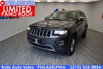2015 Jeep Grand Cherokee Limited 4x4 4dr SUV