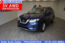 2017 Nissan Rogue SV AWD 4dr Crossover (midyear release)