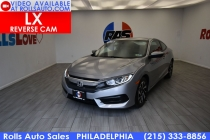 2016 Honda Civic LX 2dr Coupe CVT