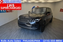2018 Land Rover Range Rover Supercharged LWB AWD 4dr SUV