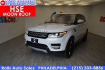 2016 Land Rover Range Rover Sport HSE AWD 4dr SUV