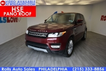 2015 Land Rover Range Rover Sport HSE 4x4 4dr SUV