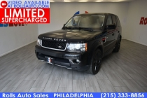 2013 Land Rover Range Rover Sport Supercharged Limited Edition 4x4 4dr SUV